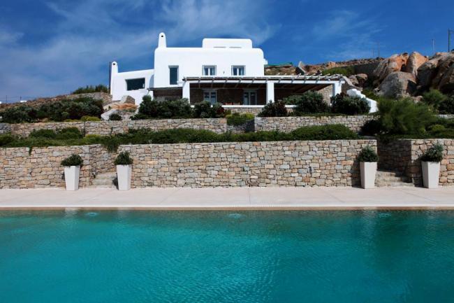 Villa Antiope - Mykonos