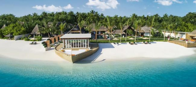 Jumeirah Vittaveli - Maldives
