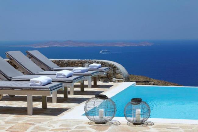 Villa Crystal Sea - Mykonos
