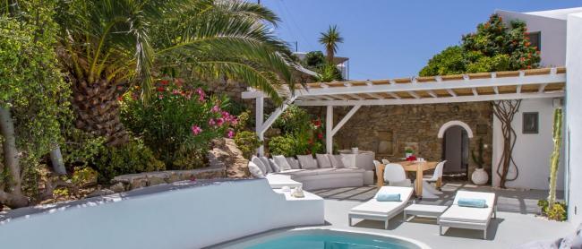 Villa Gaia - Mykonos