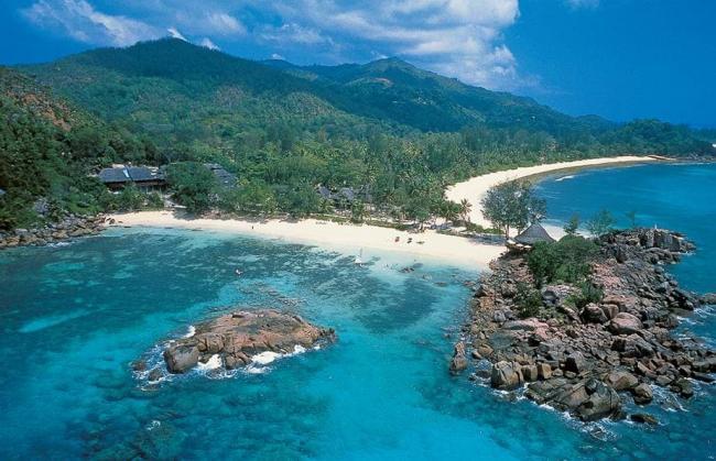 Lemuria Resort of Praslin - Seychelles